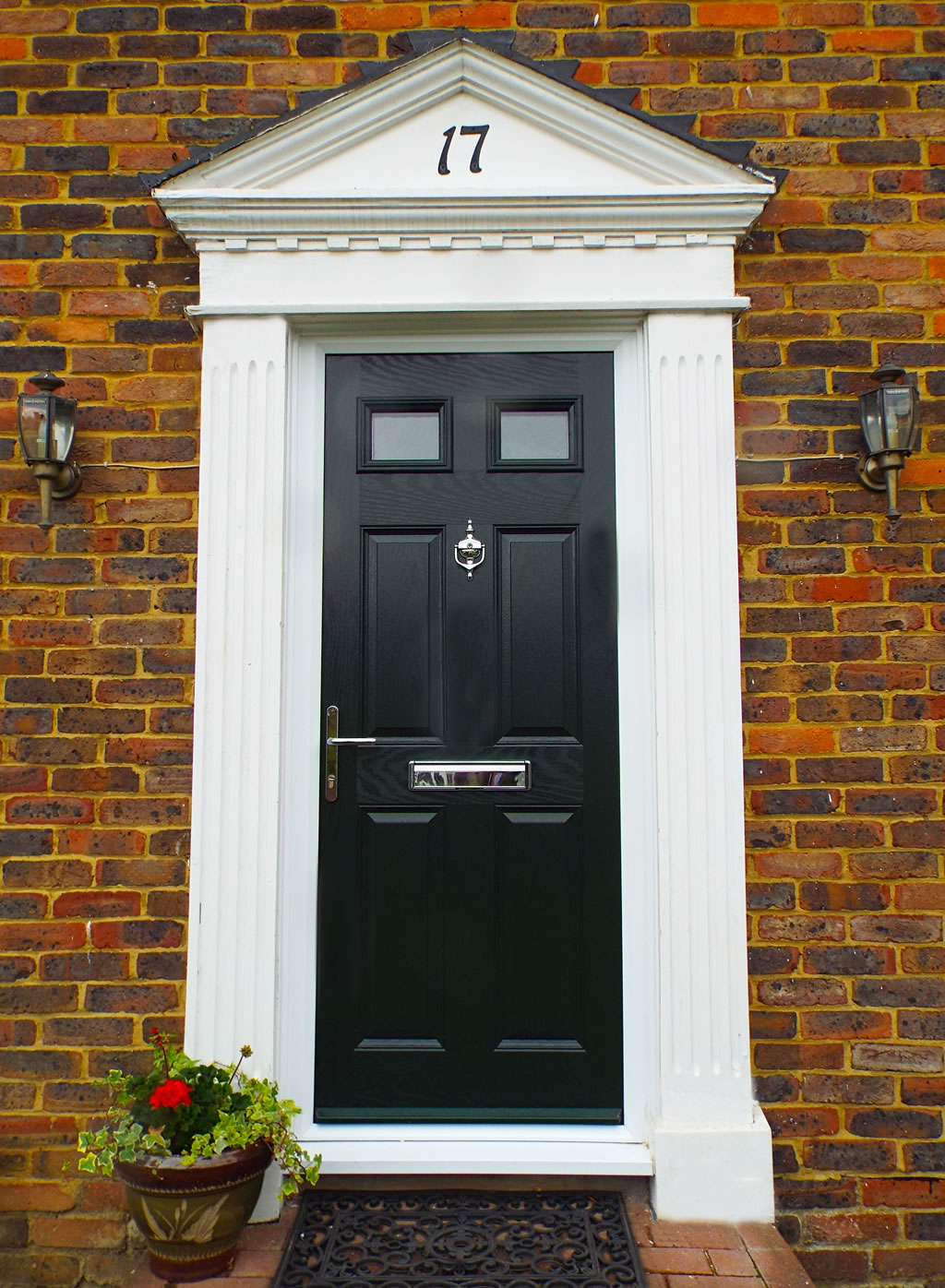 What Are Composite Doors Made Of