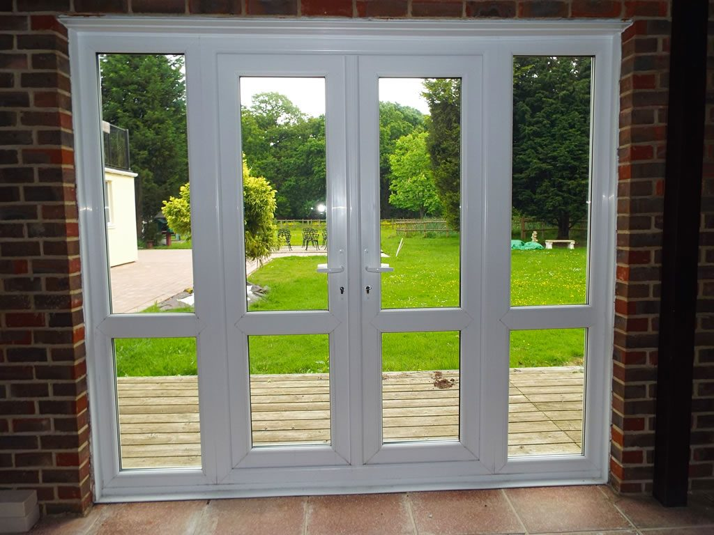 Inspiration gallery britelite windows doors and for White french doors