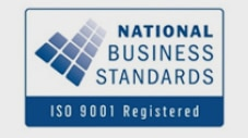 National Business Standards - ISO 9001 Consistency and Reliability